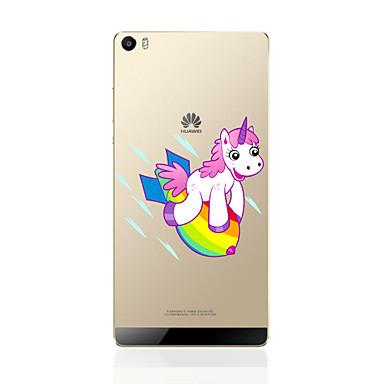 tok Για Huawei P9 Huawei P9 Lite Huawei P8 Huawei Huawei P8 Lite Με σχέδια Πίσω Κάλυμμα Ζώο Μαλακή TPU για Huawei P9 Lite Huawei P9