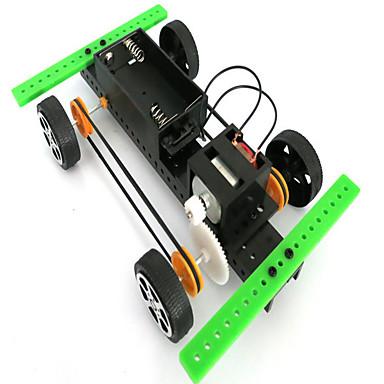 Güneş Enerjili Oyuncaklar Araba oyuncakları Plastik Yeşil Model ve İnşaa Oyuncakları