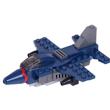 Figurki i zabawki pluszowe Klocki Zabawki Myśliwiec ABS Dla chłopców Dla dziewczynek Sztuk