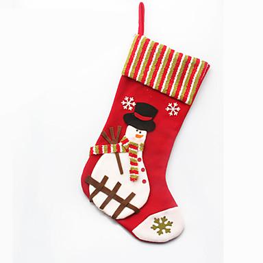 Noel masa dekorasyonu için 1 adet yılbaşı süsleri
