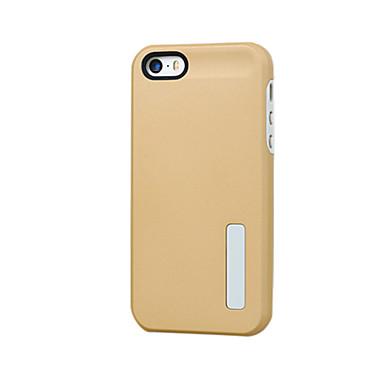 إلى ضد الغبار غطاء غطاء خلفي غطاء لون صلب قاسي PC إلى Apple فون 7 زائد / فون 7 / iPhone 6s Plus/6 Plus / iPhone 6s/6 / iPhone SE/5s/5