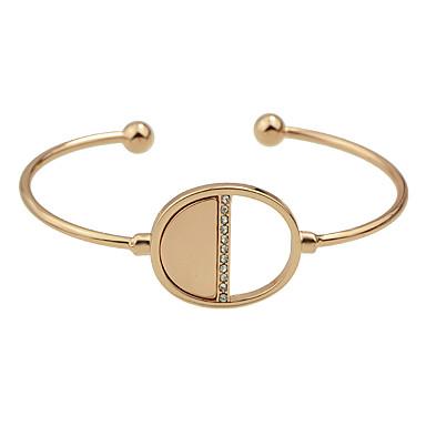 Bransoletki Bransoletki bangle Stop Urodziny / Codzienny / Casual Biżuteria Prezent Srebrne / Różowe złoto,1szt