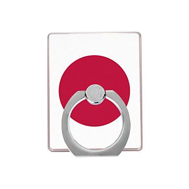 Uchwyt do telefonu Samochód / Biurko / Łóżko / Obuwie turystyczne Uchwyt pierścieniowy / Obrót 360° Plastik for Telefon komórkowy
