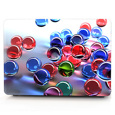 MacBook Case Laptop Cases for Polka Dot Plastic MacBook Air 13-inch Macbook Pro 13-inch Macbook Air 11-inch Macbook MacBook Pro 13-inch