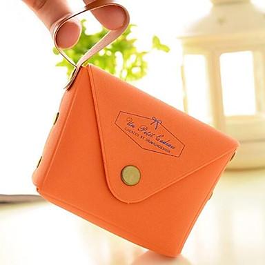 Pénztárca Hordozható Tárolási készlet mert Hordozható Tárolási készletFehér Narancssárga Sárga Rózsaszín Világoskék