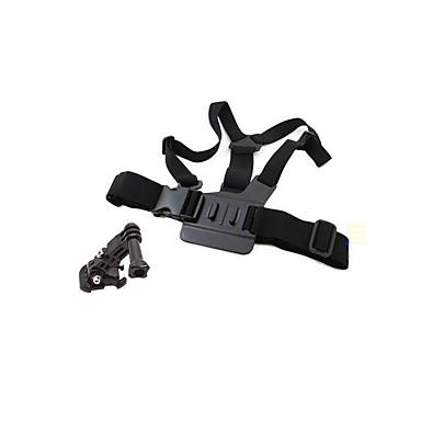 Pasek na klatkę piersiową Pasek na ramię Wygodny Dla Action Camera Syntetyczny - 1