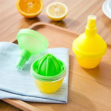 1 크리 에이 티브 주방 가젯 / 다기능 / 편리한 그립 플라스틱 과일 & 야채 커터기