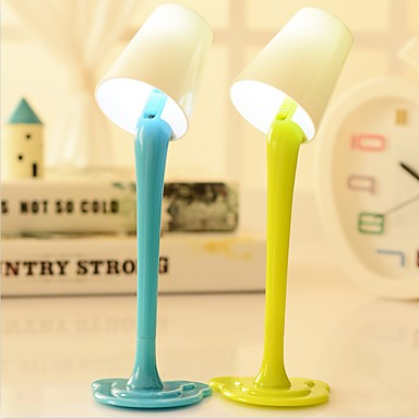 aydınlatabiliriz gece ramdon rengi ile yaratıcı lamba tükenmez kalem hoş bir gece lambası şekil komik plastik öğrenci kalem