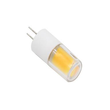 3W G4 LED Bi-pin Işıklar T 1 COB 250-280 lm Sıcak Beyaz Dekorotif V 1 parça