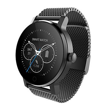 זול שעונים חכמים-חכמים שעונים iOS Android GPS מסך מגע מוניטור קצב לב מד צעדים בריאות מצלמה Alarm Clock מידע שיחות ללא מגע יד מצאו את המכשירשלי שליטה