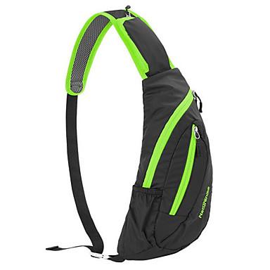 15 L Bağlı ve Askılı Çanta Omuz çantası Göğüs Çantası için Tırmanma Serbest Sporlar Bisiklete biniciliği / Bisiklet Kamp & Yürüyüş