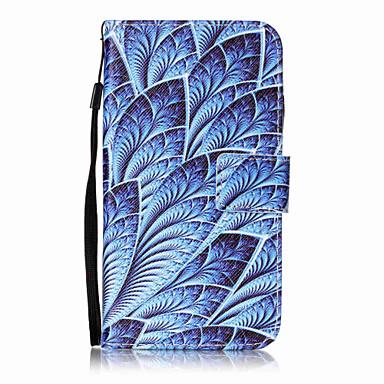 Kılıf Na LG K8 LG LG K10 LG K7 Etui na karty Portfel Flip Wzór Pełne etui Kwiaty Twarde Skóra PU na LG X Screen LG X Power LG G4 Stylus /