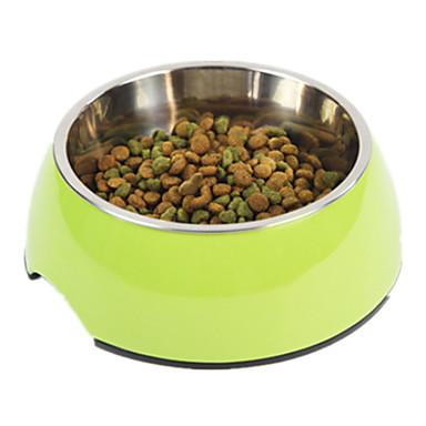 Koira Ruokinta-automaatit Lemmikit Kupit ja ruokinta Vedenkestävä Kannettava Vihreä