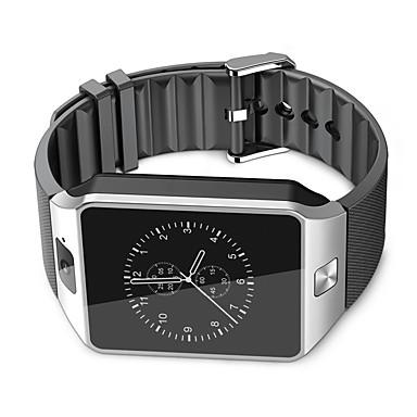 Intelligens Watch Érintőképernyő Lépésszámlálók Fényképezőgép Kéz nélküli hívások Üzenet kontroll Sportok Testmozgásfigyelő Alvás