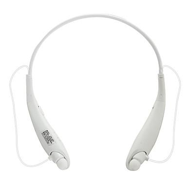 HBS800 Kulakta Kablosuz Kulaklıklar Dengeli Armatür Plastik Spor ve Fitness Kulaklık Mini / Ses Kontrollü / Mikrofon ile kulaklık