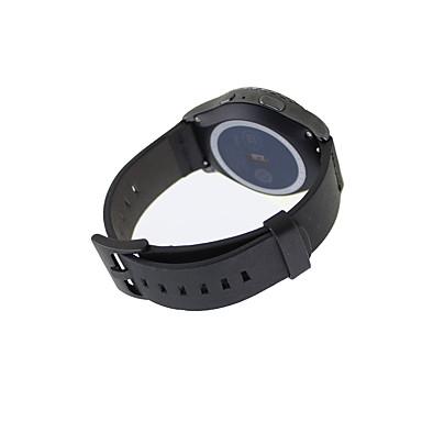 Watch Band na Gear S3 Frontier Samsung Galaxy Klasyczna klamra Skóra Opaska na nadgarstek