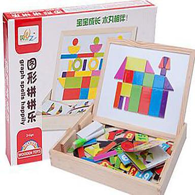 Παιχνίδια μαγνήτες 1 Κομμάτια MM Παιχνίδια μαγνήτες Εκπαιδευτικό παιχνίδι Executive Παιχνίδια παζλ κύβος για δώρο