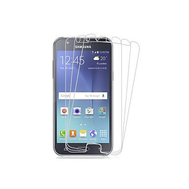 Asling ipush alta transparência protetor de tela LCD HD para Samsung Galaxy j2 (3 peças)