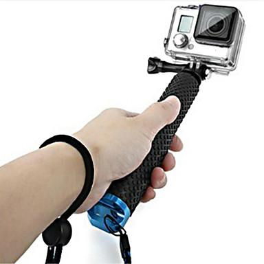 Telescopic Pole Pó extensível Handie Selfie Stick Para Câmara de Acção Gopro 5 Gopro 4 Black Gopro 4 Gopro 4 Session Gopro 4 Silver Gopro