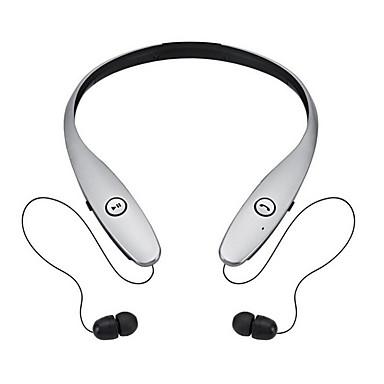 HBS900 W uchu Zespół szyjny Bezprzewodowy/a Słuchawki Zrównoważona Armatura Plastikowy Jazdy Słuchawka Z kontrolą głośności z mikrofonem