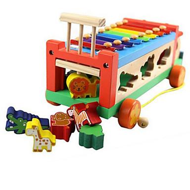 Cymbałki Zabawka edukacyjna Zabawki Zabawne Zabawa Drewniany 1 Sztuk Dla chłopców Dla dziewczynek Dzień Dziecka Prezent