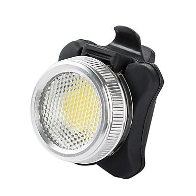 Światła rowerowe Tylna lampka rowerowa LED - Kolarstwo Alarm Akumulator Wodoodporne Nagły wypadek Bateria litowa 50 Lumenów USB Bateria