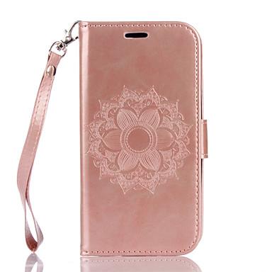 tok Για LG G3 LG K8 LG LG K10 LG K7 LG G4 Θήκη καρτών Πορτοφόλι με βάση στήριξης Ανοιγόμενη Με σχέδια Ανάγλυφη Πλήρης Θήκη Μάνταλα Σκληρή
