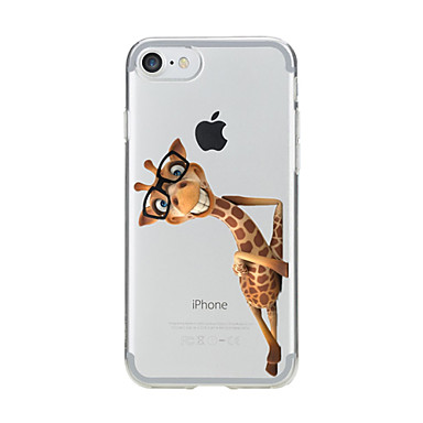 Animali TPU 5 iPhone X Fantasia Per Custodia retro iPhone 8 Transparente 7 05479292 iPhone Custodia iPhone iPhone Per Morbido Apple per 6 disegno q8qUIR