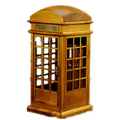 Music Box Zabawki Cylindryczny Classic & Timeless Sztuk Dla chłopców Dla dziewczynek Walentynki Urodziny Prezent