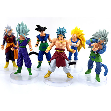 Rysunki Anime akcji Zainspirowany przez Dragon Ball Goku Anime Akcesoria do Cosplay postać PVC