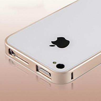 Maska Pentru iPhone 4/4S Apple Bumper Greu MetalPistol pentru iPhone 4s/4