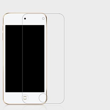 Protector de pantalla Apple para iTouch 5/6 PET 1 pieza Protector de Pantalla Frontal Ultra Delgado Alta definición (HD)