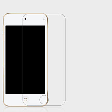 Screenprotector Apple voor iTouch 5/6 PET 1 stuks Voorkant screenprotector Ultra dun High-Definition (HD)