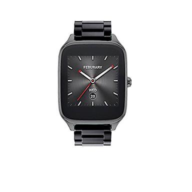 Watch Band için Asus ZenWatch 2 Asus Spor Bantları Paslanmaz Çelik Bilek Askısı