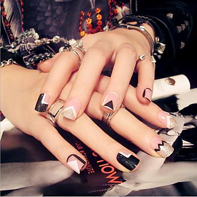 καρφί Συμβουλές ψεύτικα νύχια Nail Art Salon Σχεδιασμός μακιγιάζ Καλλυντικά
