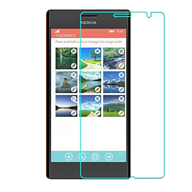 Ekran Koruyucu Nokia için Nokia Lumia 730 PET 1 parça Ultra İnce