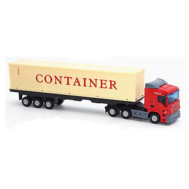 Samochodziki do zabawy Model samochodu Zabawka edukacyjna Ciężarówka Zabawki Zabawne Symulacja Muzyka i światło Ciężarówka Metal Fason