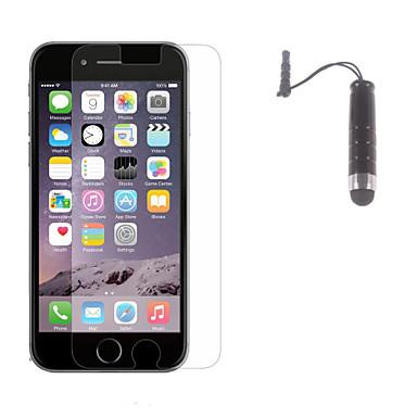 anti-reflexo protetor de tela fosco acabamento com caneta de toque para iphone 6s / 6