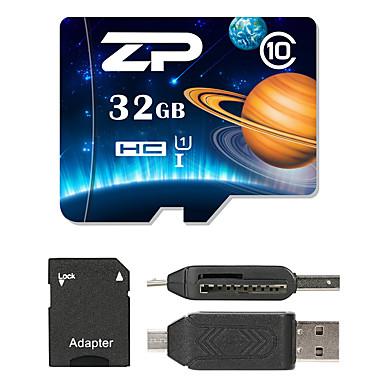 ZP 32GB MicroSD Luokka 10 80 Other Useita yhdessä kortinlukijan Micro SD-kortinlukija SD-kortinlukija ZP-1 USB 2.0