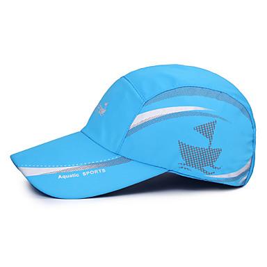 Καπέλο Καπακωτό Ανδρικά Γυναικεία Γιούνισεξ Αδιάβροχη Γρήγορο Στέγνωμα Υπεριώδης Αντίσταση Αναπνέει Αντιηλιακό Σούπερ Λεπτό για Μπέιζμπολ