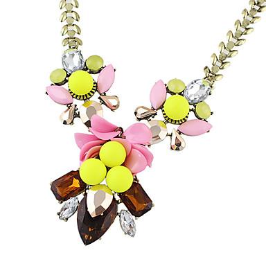 نساء قلائد الحلي مجوهرات سبيكة تصميم بسيط موضة ذهبي مجوهرات إلى فضفاض 1PC