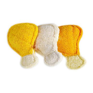 Evcil Hayvan Oyuncakları Çiğneme Oyuncağı Loofahs & Sponges