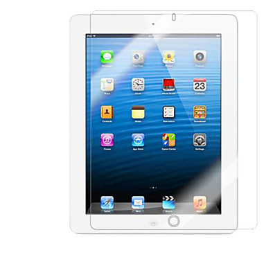 Ecran protector Apple pentru iPad 4/3/2 PET 1 piesă Ecran Protecție Față Ultra Subțire