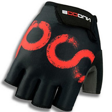 BOODUN/SIDEBIKE® Activități/ Mănuși de sport Mănuși pentru ciclism Purtabil Respirabil Rezistent la uzură Protector Fără Degete Lycra