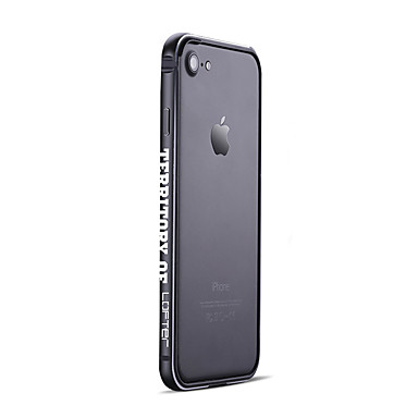 Na Szron Kılıf Bumper Kılıf Punk Twarde Aluminium na Apple iPhone 7 Plus iPhone 7