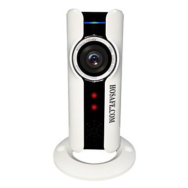 hosafe® 720p wi-fi 180 de grade fisheye panaromic vr ip camera suport 32gb micro SD card de înregistrare viziune de noapte detectare a mișcării două