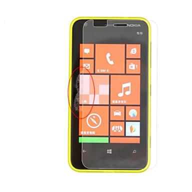 Ekran Koruyucu için Nokia Nokia Lumia 620 PET 3 parça Ultra İnce