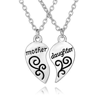 للرجال للمرأة تصميم فريد مجوهرات الأولية مجوهرات سبيكة ، حزب يوميا الفالنتين