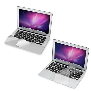 Screenprotector Apple voor MacBook Air 13-inch PET 1 stuks Ultra dun