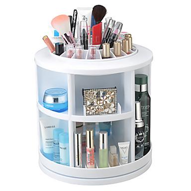 3 Farben Kosmetikaufbewahrung 1 pcs Andere / 360 dreh Alltag # Klassisch Plastik / 360° Drehbar Alltag Bilden Kosmetikum